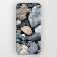 Rocks Pebbles Stones :: Alaskan Sand iPhone & iPod Skin