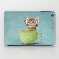 Mr. Micio Miao - Kitten … iPad Case