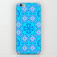 Flowers Rondo iPhone & iPod Skin