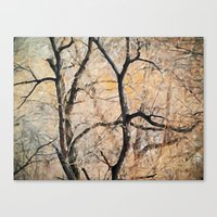 Natures Abstract Canvas Print