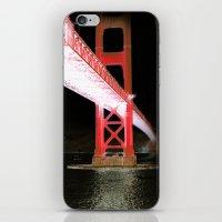 Midnight San Francisco  iPhone & iPod Skin