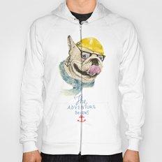 Mr.Bulldog III Hoody