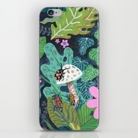Beetle Pattern iPhone & iPod Skin