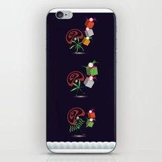 Christmas Card - Presents iPhone & iPod Skin