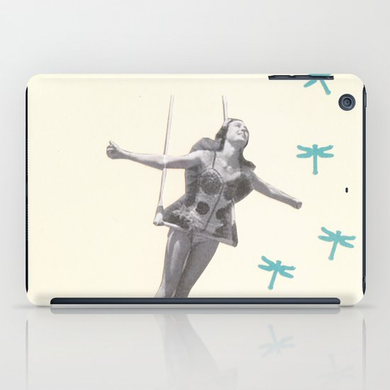 Oh to be a Dragonfly iPad Case
