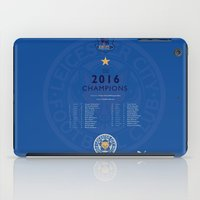 Tribute To Leicester Foo… iPad Case
