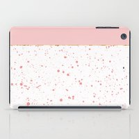 XVI - Rose 2 iPad Case