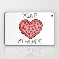Valentine Pizza Laptop & iPad Skin