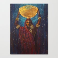 Divine Duty Canvas Print