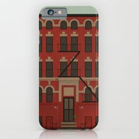 iPhone & iPod Case featuring Williamsburg by Carla Lucena