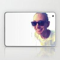 Fantasy portrait Laptop & iPad Skin