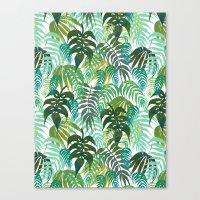 LOST - In The Jungle Canvas Print
