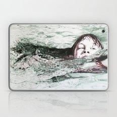 Go Swimming Laptop & iPad Skin