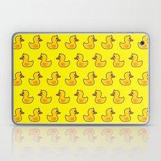 Lovely Duck Cartoon Pattern Laptop & iPad Skin