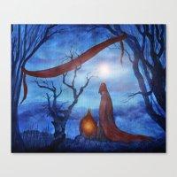 Tales of Halloween IV Canvas Print