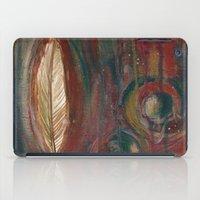 Zen Feather iPad Case