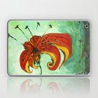 Tiger Lily Laptop & iPad Skin