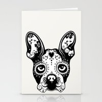 B.Terrier  Stationery Cards