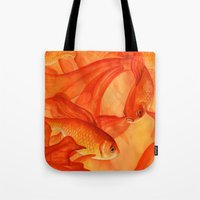 Goldrush Tote Bag