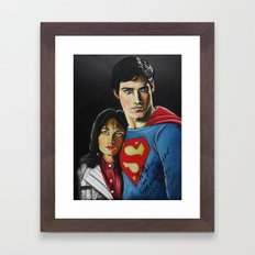 LOIS Framed Art Print