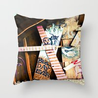 Best Day Ever Throw Pillow