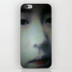 Little Asian Girl iPhone & iPod Skin