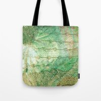 Spring Lace Tote Bag