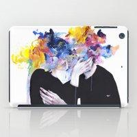 intimacy on display iPad Case
