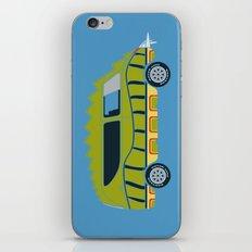 Death Race 2000 Alligator Van iPhone & iPod Skin