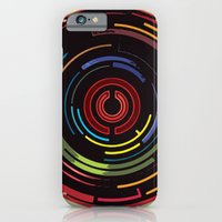 iPhone & iPod Case featuring We Come Undone by MyQ 7