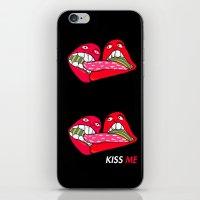 Kiss ME! iPhone & iPod Skin