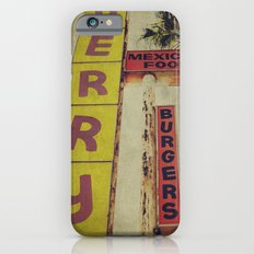 Perry's Vintage Sign iPhone 6s Slim Case