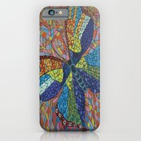Mosaic Butterfly iPhone 6 Slim Case