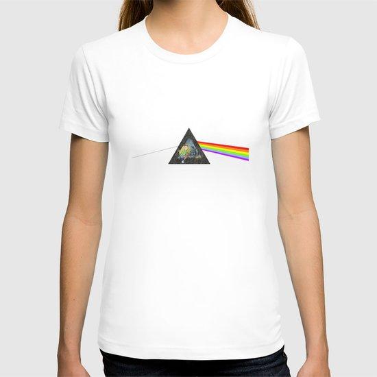 light side of the heidi T-shirt
