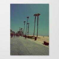 Venice Beach Canvas Print