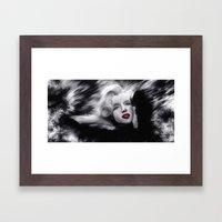 My Marilyn Framed Art Print