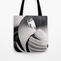 Paper Sculpture #6 Tote Bag