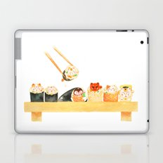 Maki Neko Laptop & iPad Skin