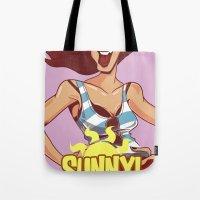 Sunny! Tote Bag