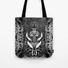 3:33 Live From the Grove - Moloch print Tote Bag