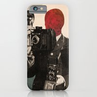 iPhone & iPod Case featuring Solar Lens by Chase Kunz