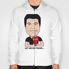 Simon Cowell - the first American Idol Judge Hoody