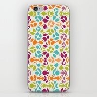 Abstract pattern iPhone & iPod Skin