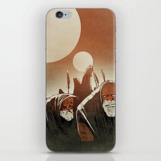 Fallen: II. iPhone & iPod Skin
