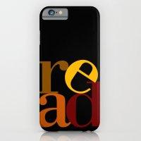 read love iPhone 6 Slim Case