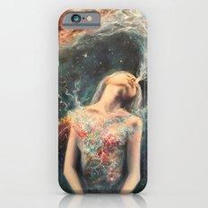 Love Will Split You Open Into Light iPhone 6 Slim Case