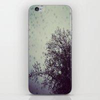 Rain iPhone & iPod Skin
