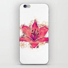 Magic Garden - Flower iPhone & iPod Skin