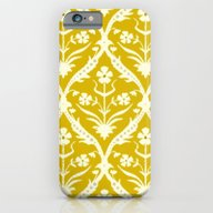Tapish Trellis Ikat iPhone 6 Slim Case