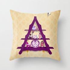 Ama'r Hylde Throw Pillow